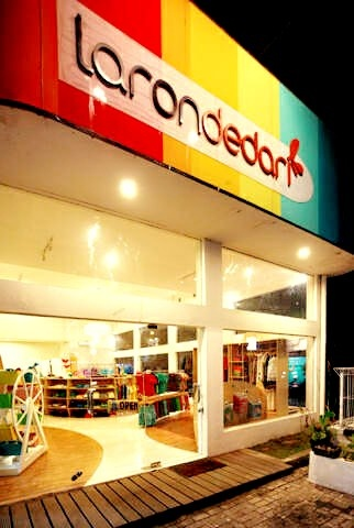 Coolest kids store at Bali