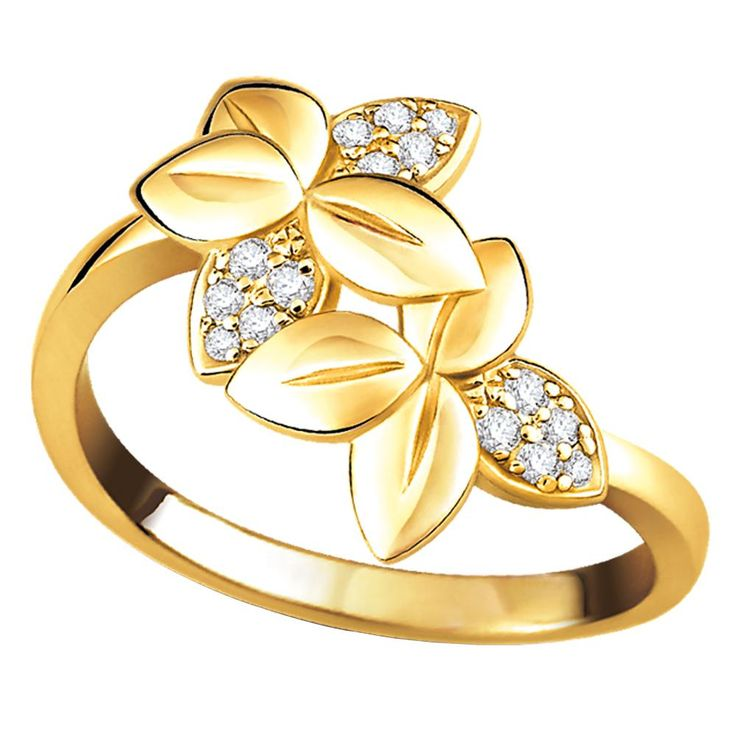 Your cool engagement ring: Designer gold rings for engagement