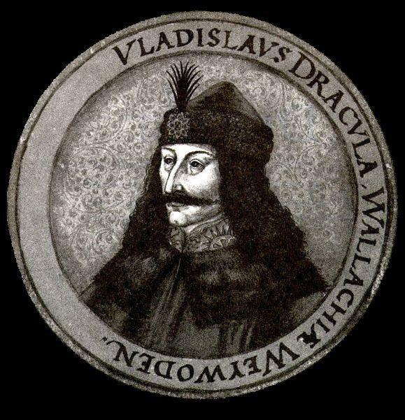 Vlad III Tepes Draculea,Príncipe Hospodar de Moldo-Valaquia y Vaivoda de TRansilvania,padre de los Húngaros y Rumanos.