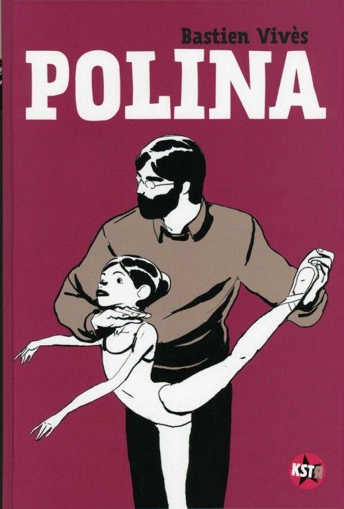 Meilleur album 2011. Polina, cette danseuse étoile russe qui intègre l'académie du célèbre Bojinski, jusqu'à prendre son envol et faire carrière à Berlin. Un parcours empli d'émotions, une relation empreinte de respect entre l'élève et le professeur,  malgré la rigueur de la discipline. Un scénario simple, des dessins en noir et blanc, rehaussés de gris. Pas de tutus ou fioritures, une mise en scène efficace, qui véhicule parfaitement la sensibilité du récit et des personnages.