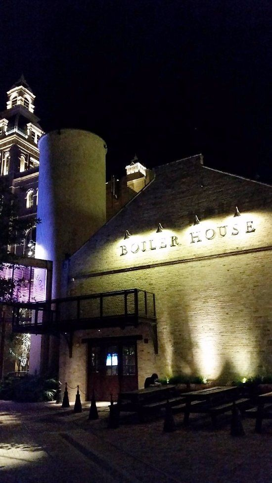 Pearl Brewery, San Antonio: Boiler House