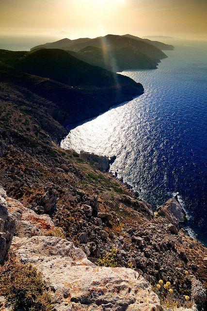 Greece Travel Inspiration - Folegandros, Greece