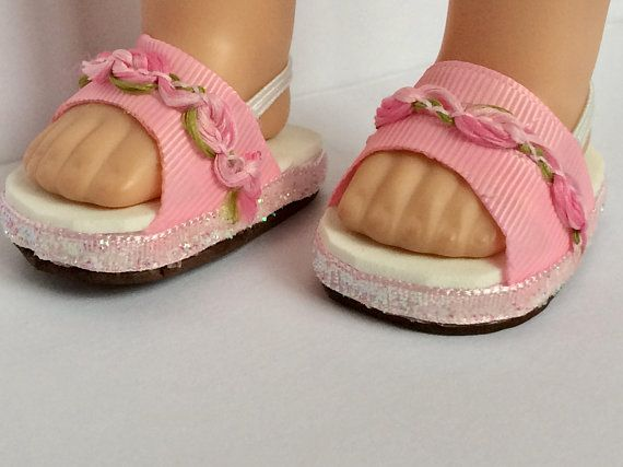 Shoes for Wellie Wisher Doll Handmade
