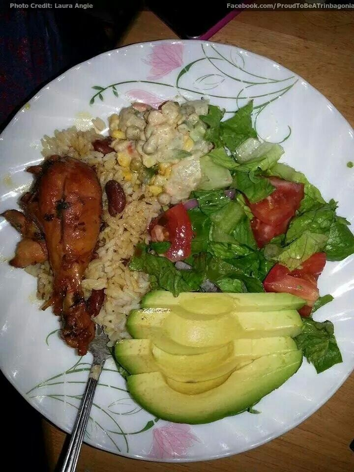 92 best my trini food and drink images on pinterest for Sunday lunch ideas