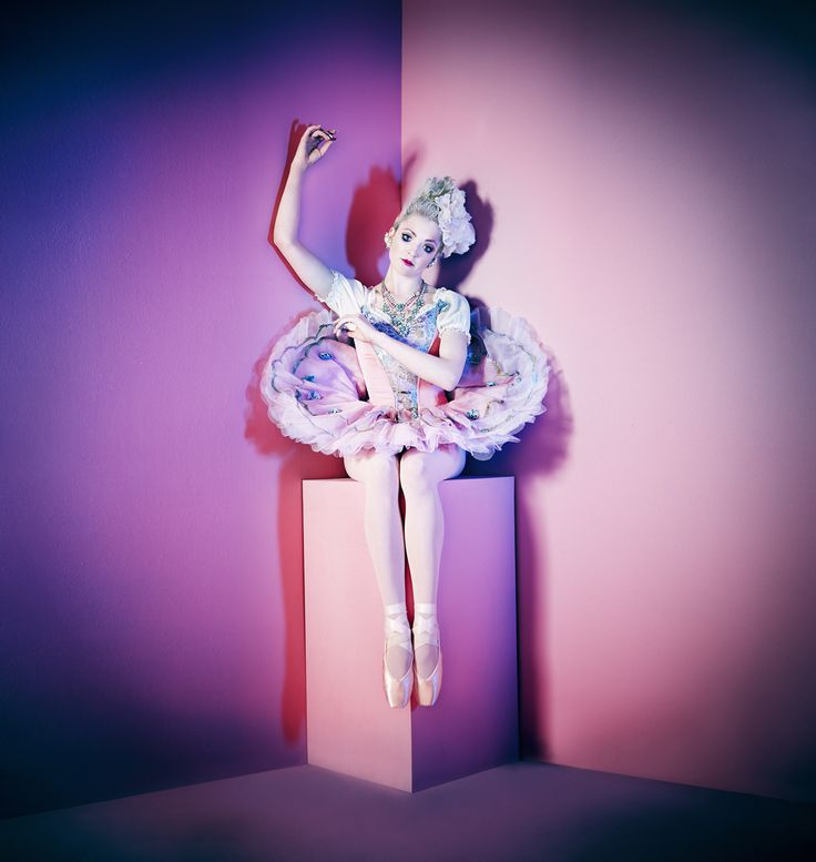 Queensland Ballet's Coppelia  Dancer Clare Morehen Creative Direction: Designfront Photography: Harold David Styling: Peter Simon Philips Make-up: Amber D for M.A.C. Hair: Kimberley Forbes for O&M