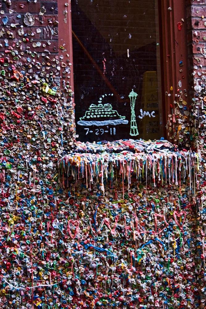 Gum Wall Seattle 96 best My Cityu0027s