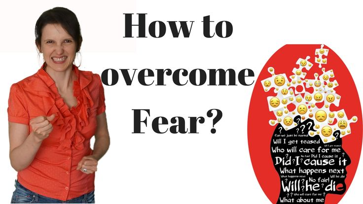 "How to overcome your fear and start living fearless https://youtu.be/230ugklVBdM  Fears are exist only in our head based on our experiences in the past, or somebody told us so.  It is crucial to come back into your present, because in the NOW you can react, you can be aware of your situation and you can ACT.   If you have fear, that means you have also a goal. Identify your fear and ask yourself: ""What is the worst that can happen?"". What would change if you just Go for it!"