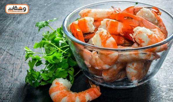 طريقة عمل الجمبرى المسلوق في 6 وصفات In 2020 Food Shrimp Meat