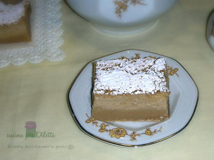 Torta magica moka