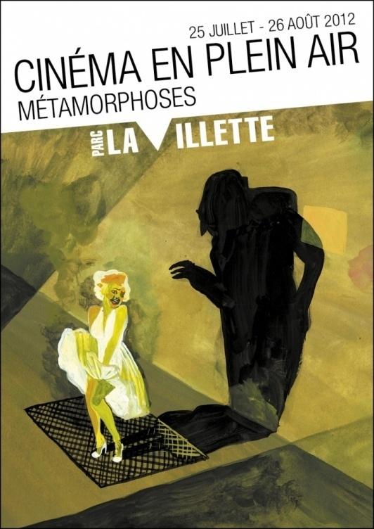 La Villette fait son cinéma, en plein air