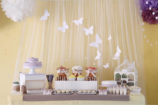 Cumpleaños de mariposas por Nice Party I-N-C-R-E-I-B-L-E !!!