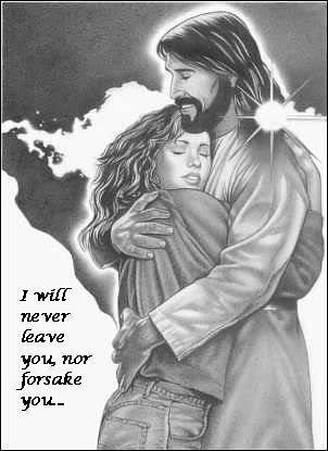 Ich werde dich niemals verlassen und dich nicht verlassen. ❤️ I will never leave you , nor forsake you .❤️ i think the picture says it all. ❤️ Ich denke, das Bild sagt alles