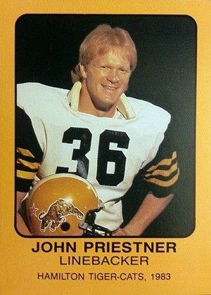 1983 John Priestner - Hamilton
