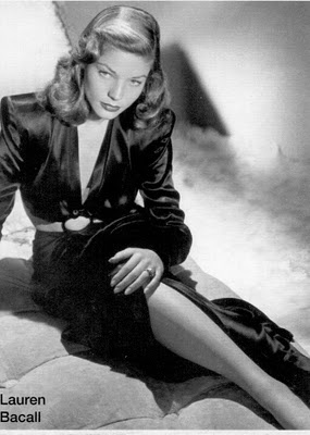 little black dressFashion, Style, Beautiful, Lauren Bacall, Hollywood, Icons, Femme Fatale, Film Noir, Classic