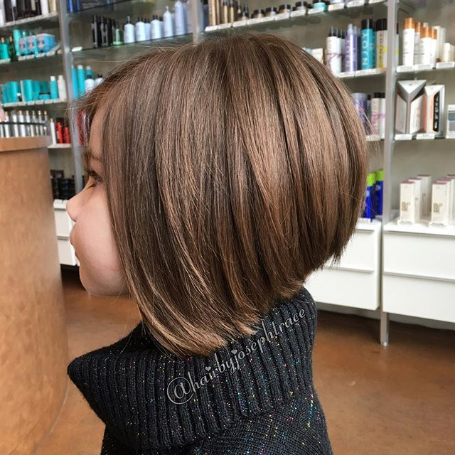 Sassy cut for a Sassy little girl