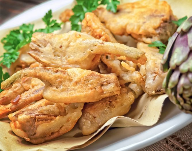 Il fritto misto della Vigilia: una tradizione tutta romana