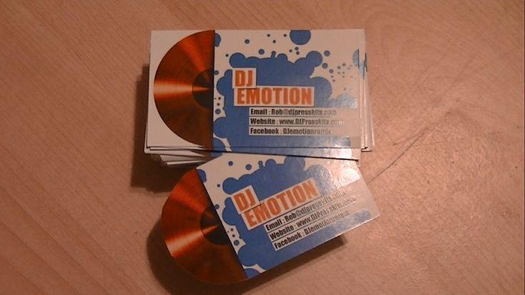 DJ Buisness card design   http://www.fiverr.com/djemotion/design-a-high-quality-stunning-dj-business-card
