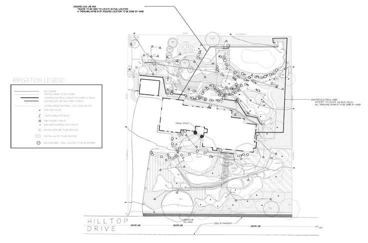 Los Altos Hills, California - Modern Arrangement; Natural Elements