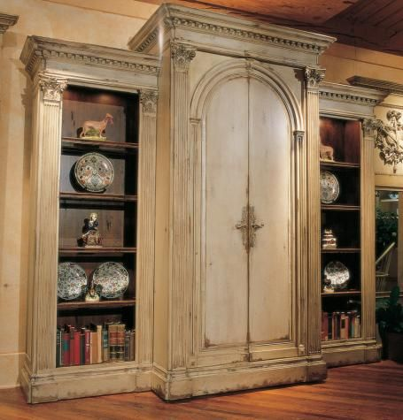 pretty entertainment center