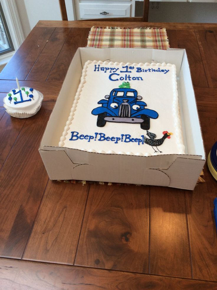 17 Best Images About Little Blue Truck Birthday Party On