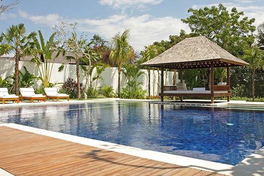 Villa Asante - Pool and bale - Canggu