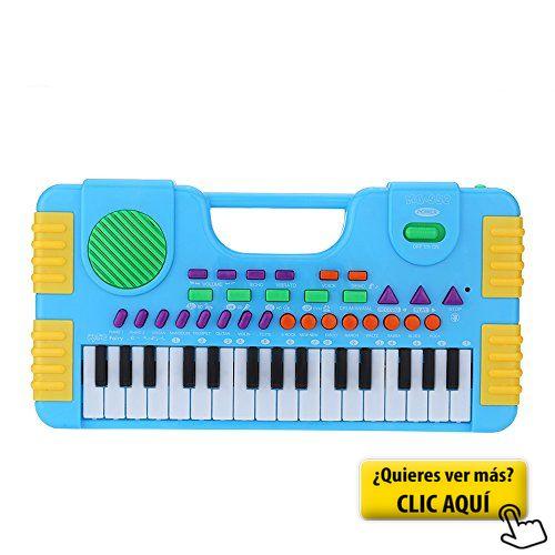 Andoer® Mini Teclado Electrónico 31 Teclas... #instrumento