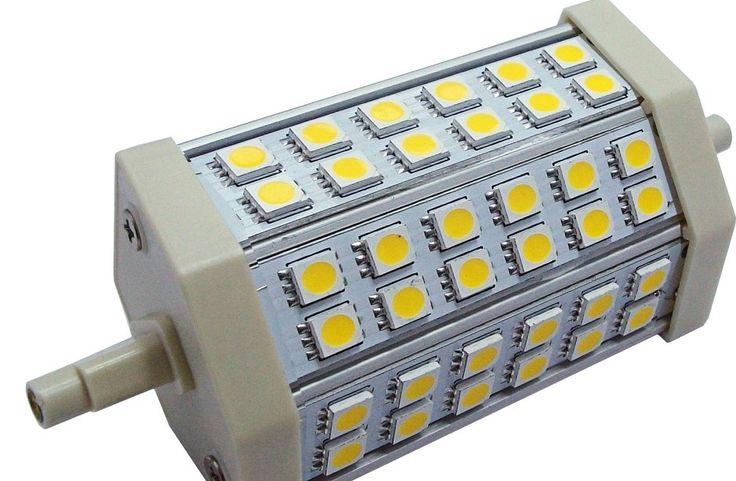 LED staaflamp Rs7 118mm 8 Watt, vervangt 100 Watt, dimbaar •U hebt 30 dagen recht van retour •Wij geven op dit artikel 3 jaar garantie •Nog geen kortingscode, zie extra's •De levensduur van uw led-lampen, als u ze 8 uur per dag laat branden, is ruim 17 jaar. •Tijdens de totale levensduur bespaart u door 1 lamp aan te schaffen liefst € 950 aan energiekosten