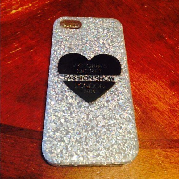 Pink gel case Gel case for iPhone 5 c Victoria's Secret Accessories