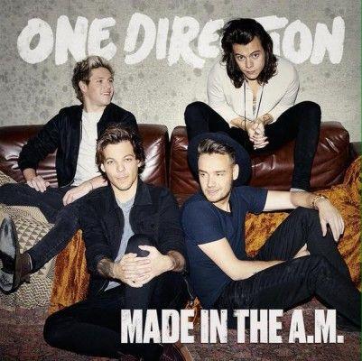 El nuevo CD de One Direction Â¡tiene nombre y fecha de lanzamiento!