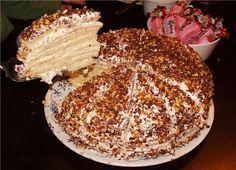 Самые вкусные рецепты: Торт Сметанник