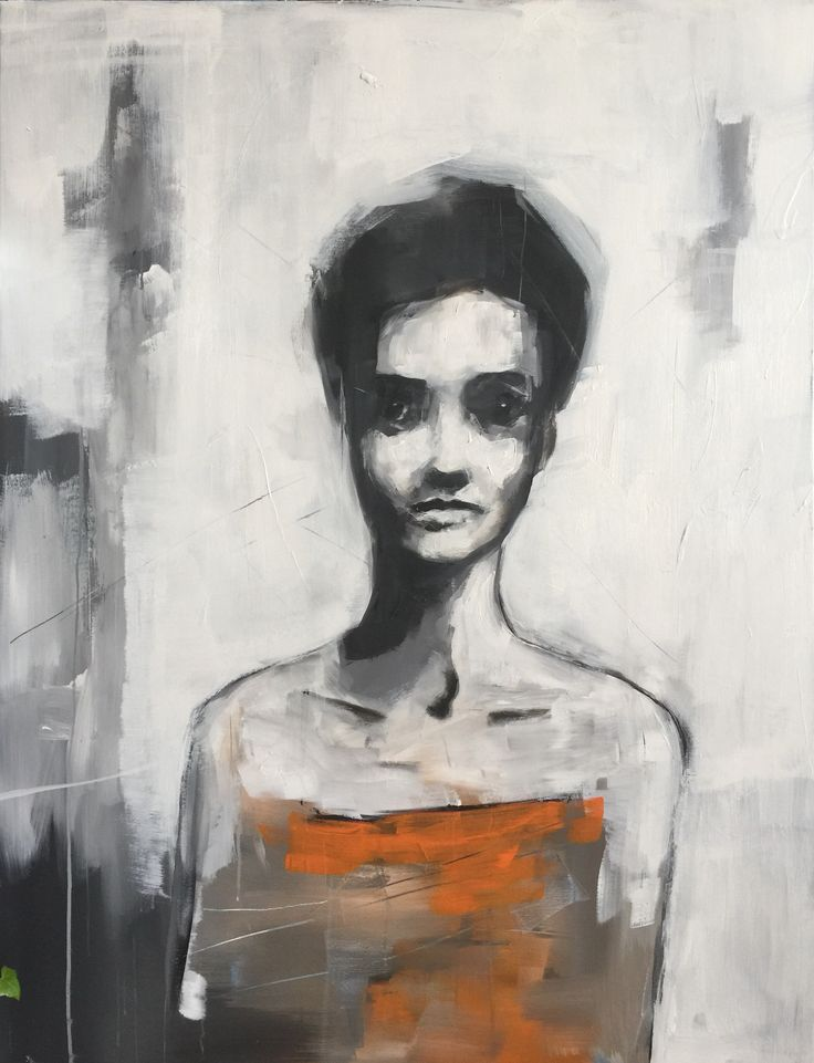 Painted by Frode Lauvsnes. #art #painting #figurative #portrait