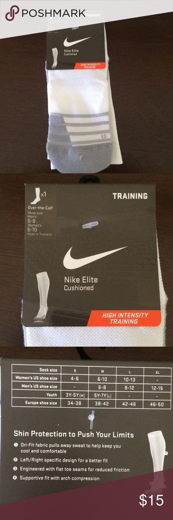 Nike training over the calf training socks Cushioned over the calf socks. Nike Accessories Hosiery & Socks
