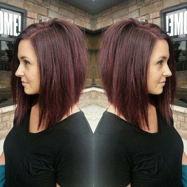 And Samantha from this morning. WITH THE PERFECT RED BROWN SHADE. @kenraprofessional 6RB, 6BC, 6N, & red booster