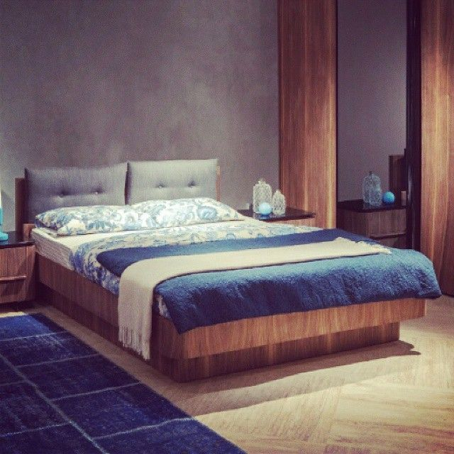 Lanka Yatak Odası / Lanka Bedroom / #furniture #mobilya #yatakodasi #bedroom #dekorasyon #decoration #design #stil #style #moda #fashion #loftstyle #minimal #modern