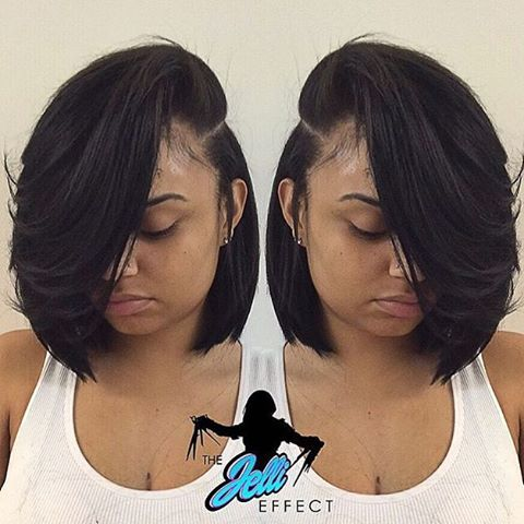 Strange 1000 Ideas About Black Bob Hairstyles On Pinterest Black Bob Short Hairstyles For Black Women Fulllsitofus