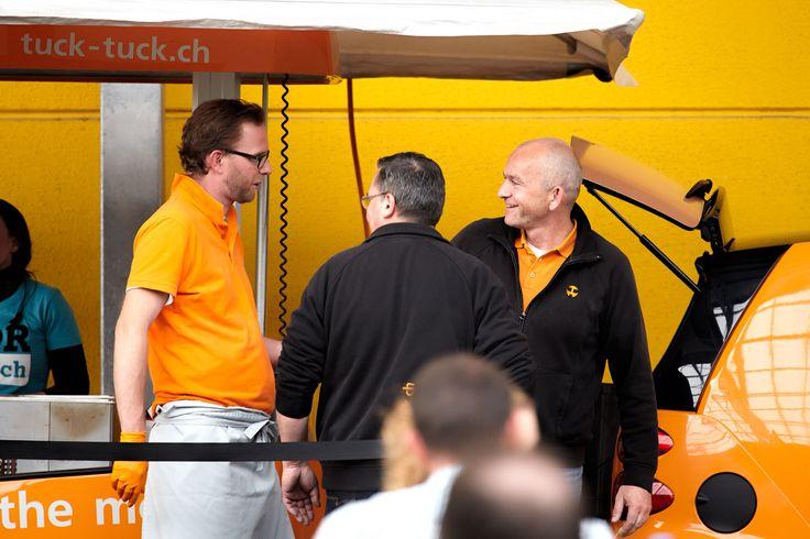 Client: tuck-tuck catering Titel: Smart Event Dübendorf Switzerland Copyright: www.kasan.ch