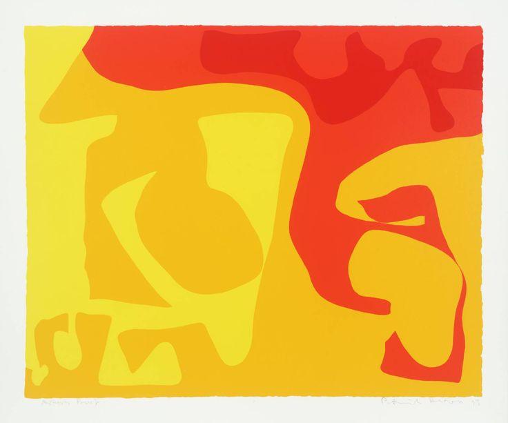 Patrick Heron, Small Yellow, 1973
