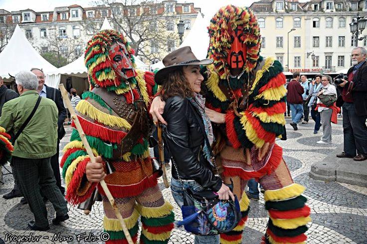 2016 | XI FESTIVAL INTERNACIONAL DE LA MASCARA IBERICA, EN LISBOA, PORTUGAL. FOTO: FIMI (5 AL 8 MAY 2016) Caretos de Podence (960×639)