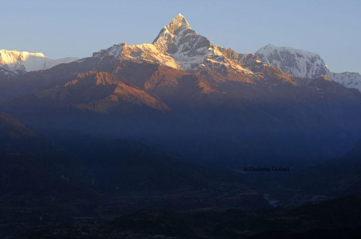 Annapurna, Machapuchre