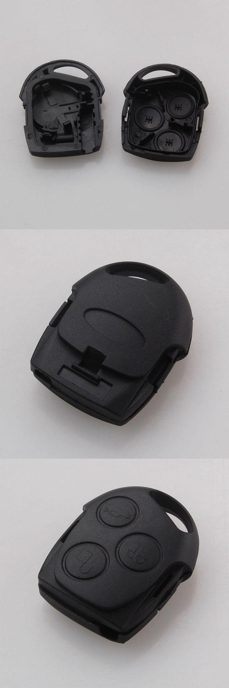 BBQ@FUKA Blank Remote Key Keyless Case Key Shell Part fit for FORD Mondeo Festiva C-Max