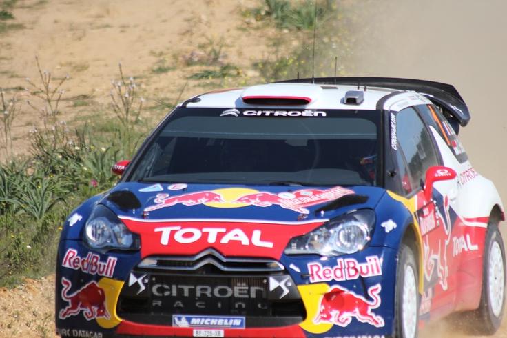 #Loeb #Citroen #Wrc #Sardegna 2011