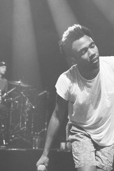 Childish Gambino // Donald Glover