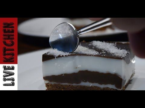 Δροσερό γλυκό ψυγείου - Vanilla and chocolate pudding recipe - Live Kitchen - YouTube