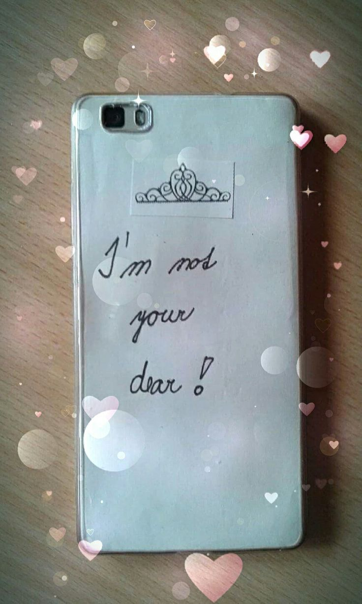 Selection phone case 3/6 <3