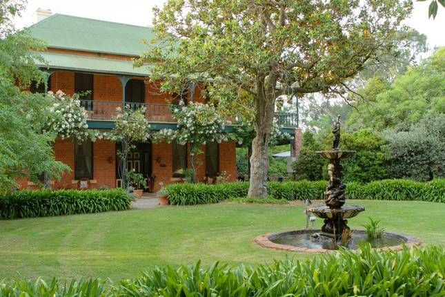 Koendidda Country House, a Beechworth B&B guest house   Stayz