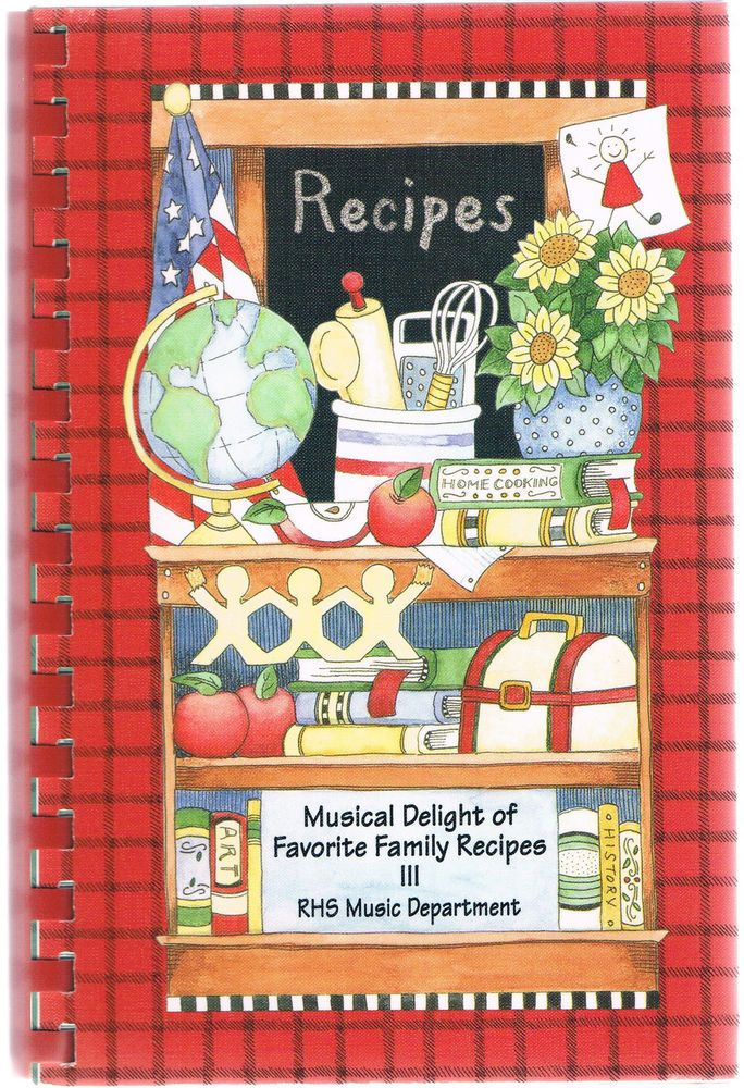 Musical Delight III - Roosevelt High School Music Department Cookbook, Hawaii!!