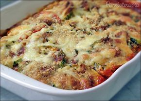 Abobrinha ao Forno ~ PANELATERAPIA - Blog de Culinária, Gastronomia e Receitas