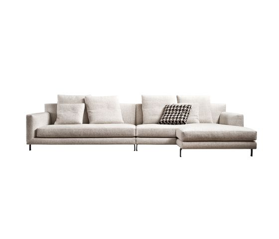 Sofás   Asientos   Allen Couch   Minotti   Rodolfo Dordoni. Check it out on Architonic