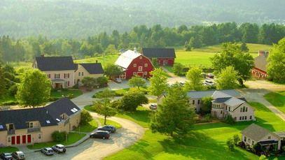 Juniper's Restaurant - Wildflower Inn - Lyndonville, Vermont - United States