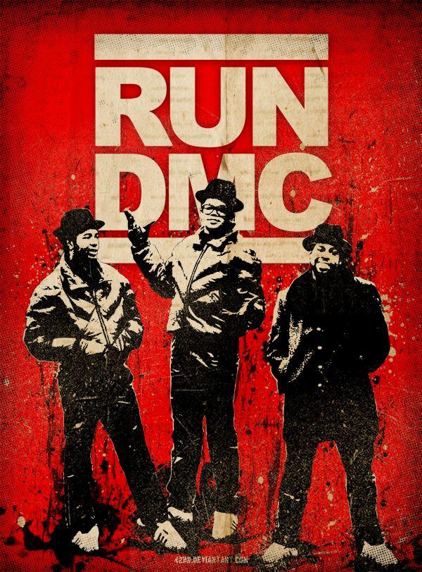Run DMC by 42nd